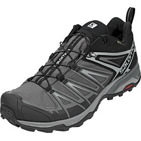Salomon X Ultra 3 GTX - Calzado Hombre - gris/negro